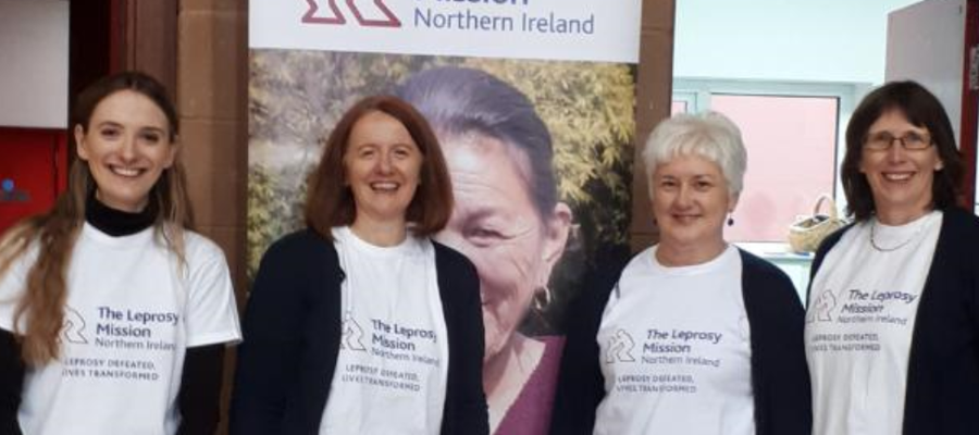 Our team in Northern Ireland