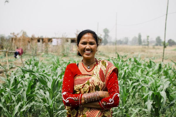 Manpati is a member of one of our self-help groups