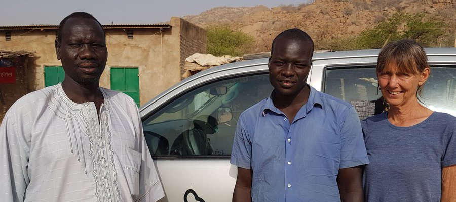 Our team in Chad